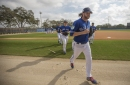Blue Jays reliever Grilli still going strong at 40
