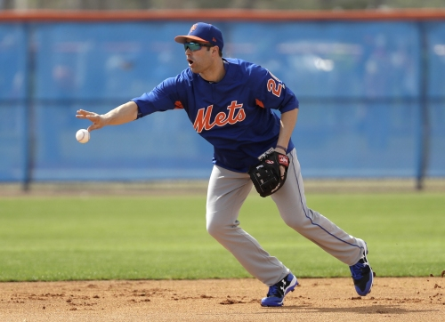 Healthy 2B Neil Walker happy to be with Mets The Associated Press