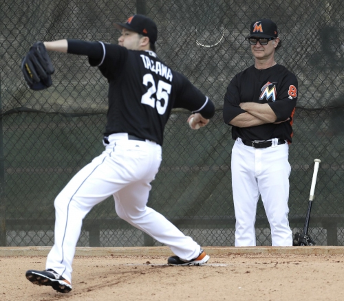 Marlins bolster bullpen to help compensate for loss of ace The Associated Press