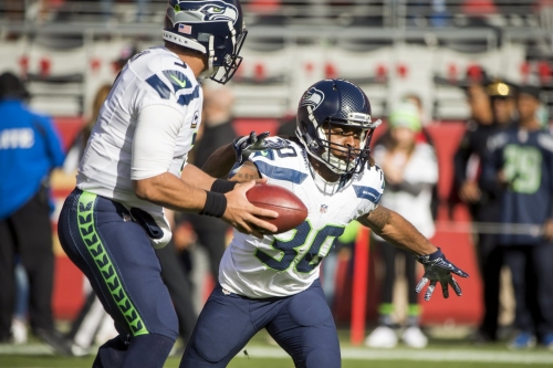 Seahawks Q&A: What does the future hold for J.D. McKissic and Alex Collins, and are the Seahawks really no good at screen passes?