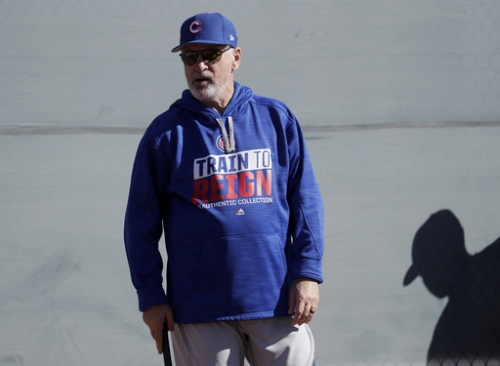 Champion Cubs get started with fanfare, big expectations The Associated Press