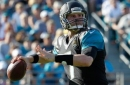 Jaguars' re-signing of Chad Henne possibly a vote of confidence for Blake Bortles