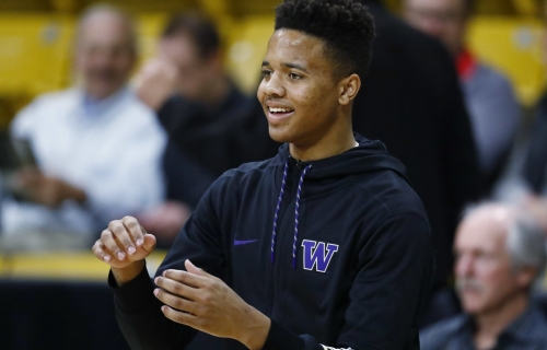 UW's Lorenzo Romar says Markelle Fultz is making progress, but still not cleared to play