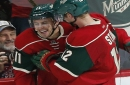 What's wrong with Wild's Zach Parise? Nothing. Really.
