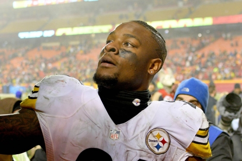 Someone Thinks Le'veon Bell Could Wind Up In Minnesota