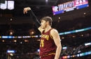 Watch: Kyle Korver becomes seventh player to hit 2,000 threes