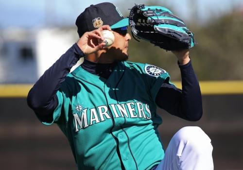 Hisashi Iwakuma arrived early to Mariners spring training to prepare for an even better 2017 season