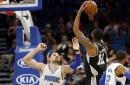 San Antonio Spurs 107 Orlando Magic 79: Spurs control game from start, cruise against Magic
