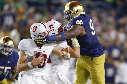 Notre Dame Football: NFL Invites 3 Irish To Its Combine