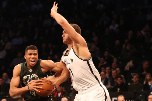 Nets storm back but fall short against Milwaukee, 129-125