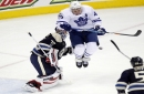 Foligno, Jenner lead Blue Jackets over Maple Leafs 5-2 The Associated Press
