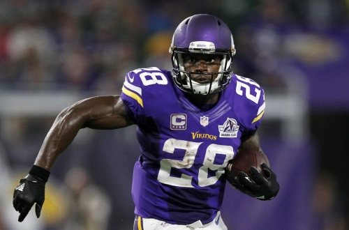Adrian Peterson adds fuel to Giants rumors: 'Some interesting moves'