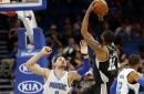 San Antonio at Orlando, Final Score: Spurs dominate Magic 107-79