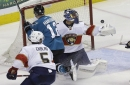 Huberdeau scores in OT to lift Panthers past Sharks, 6-5 The Associated Press