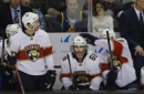 Panthers' Huberdeau scores in OT, Jagr gets 1,900th point