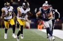 PFF: Julian Edelman and Chris Hogan are the NFL's best at two types of routes