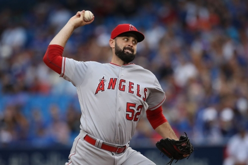 The case for Matt Shoemaker as the Angels opening day starter