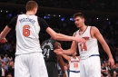 Willy Hernangomez takes Knicks future to All-Star Weekend