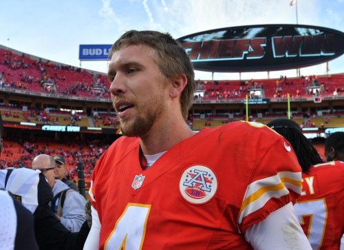 Another veteran quarterback who could be on the Jets' radar