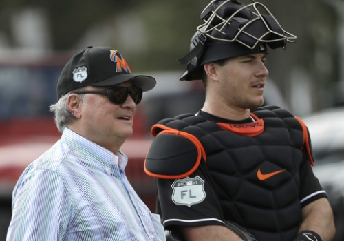 Kushner family puts brakes on talks to buy Miami Marlins The Associated Press