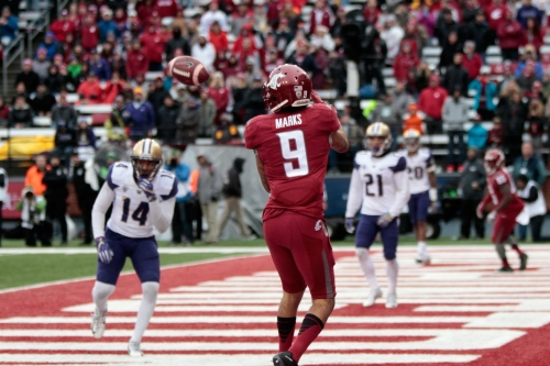 Marks and Luani invited to NFL draft combine