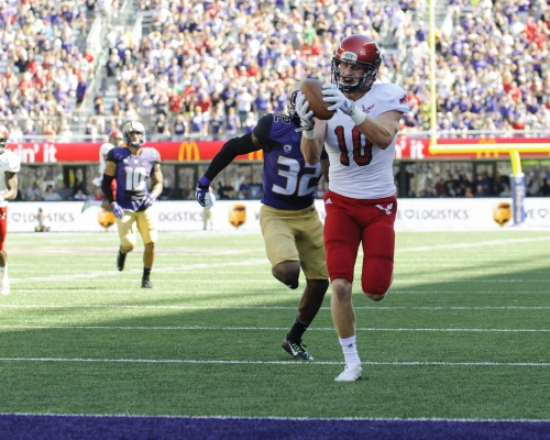 Steelers Draft Prospect: Cooper Kupp