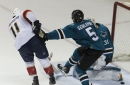Huberdeau gives Panthers wild 6-5 overtime win over Sharks