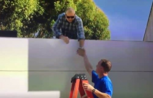 Peyton Manning appears on Modern Family