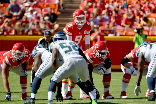 Is Tyler Bray ready to be the Chiefs No. 2?