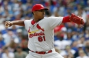 Cardinals' Reyes to have season-ending Tommy John surgery