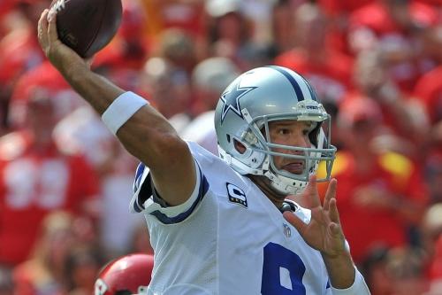 Tony Romo expecting a release, not a trade, per ESPN report