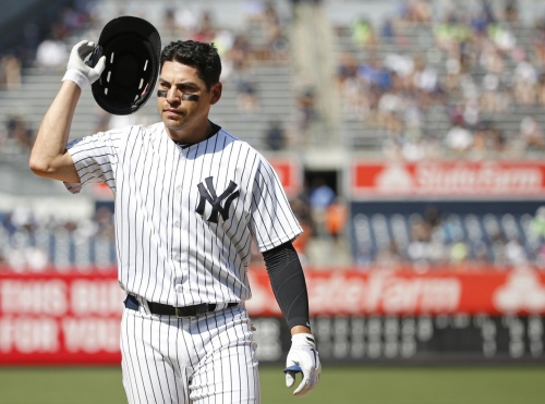 Cashman hoping Ellsbury can have healthy, productive 2017