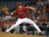 Alex Meyer hopes changes to delivery can lead him to Angels rotation