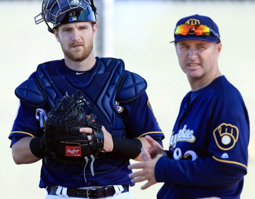 Brewers by position: New catchers eager to step up