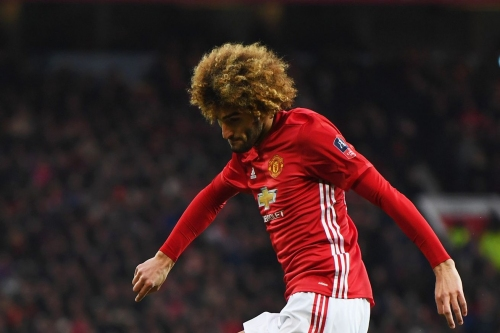 Fellaini returns to the starting XI for Manchester United against Saint-Étienne