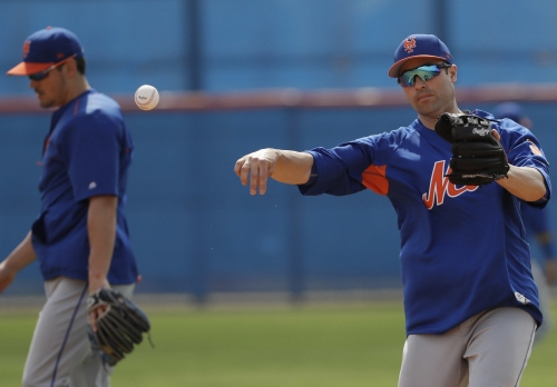 Why are the Mets trying out so many first basemen?