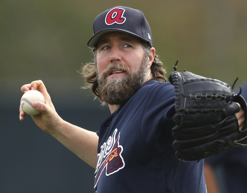 Old starters among new faces as Braves remake rotation The Associated Press