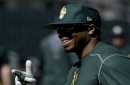 Rajai Davis eager to get started in second stint with A's The Associated Press