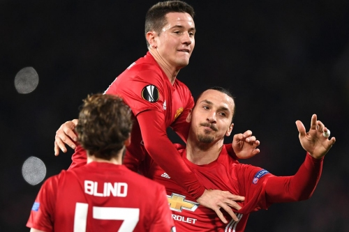 Manchester United 3-0 Saint-Etienne: Ibrahimovic hat-trick hides dodgy defending