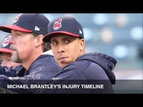 Best case scenario for Cleveland Indians' Michael Brantley: A bad swing that doesn't hurt