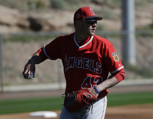 Angels' Richards confident in comeback without Tommy John The Associated Press