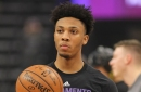 Malachi Richardson out 4-6 weeks with a torn hamstring