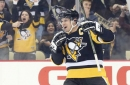 Penguins' Crosby notches 1,000th career point