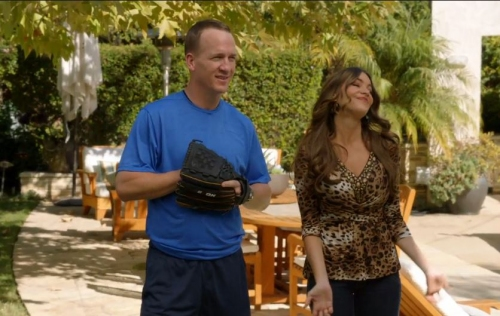 WATCH: Peyton Manning is Coach Gary. He plays the ukulele and dreams of building gazebos.