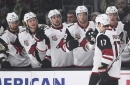 Arizona Coyotes defeat arch-nemesis LA Kings 5 goals to 3