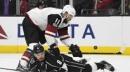 Ladd scores 2 as Islanders beat rival Rangers 4-2