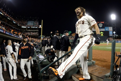 Can Michael Morse still help the Giants win?