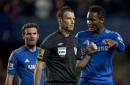 Manchester United star Juan Mata 'influenced' referee Mark Clattenburg's exit