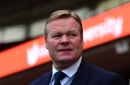 Everton end Dubai tour with friendly win - but was Ronald Koeman hungover?