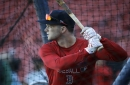 Andrew Benintendi, Boston Red Sox LF, named Baseball America's top prospect; Jason Groome in top 50